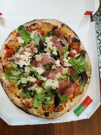 Mad Pizza: La Pizza du Chef Marco