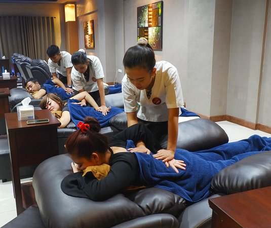 Polaris Platinum Reflexology