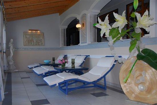 Hotel Alexanderhof: Wellnessbereich