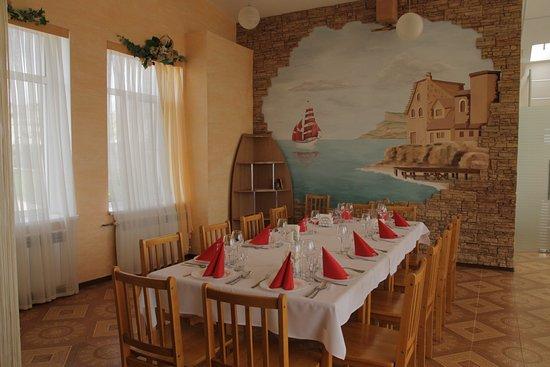 Alyaye Parusa : кафе Алые паруса в Севастополе