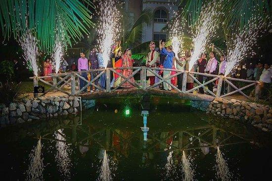 Om Leisure Resort Puri: Marriage function photo shoot