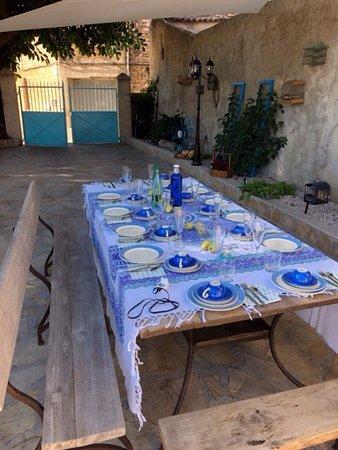 Tormos, Espagne : Alestelou Bed & Breakfast