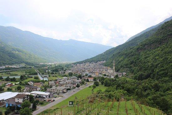Grosotto, Italy: vista dal castello