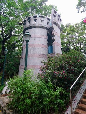 สวนเกาลูน: Tower