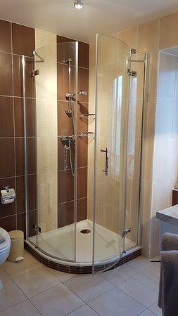 Siorac-en-Périgord, Frankrike: Salle de bain Paradis d'Azur
