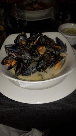 Bouquet Garni: Mussels