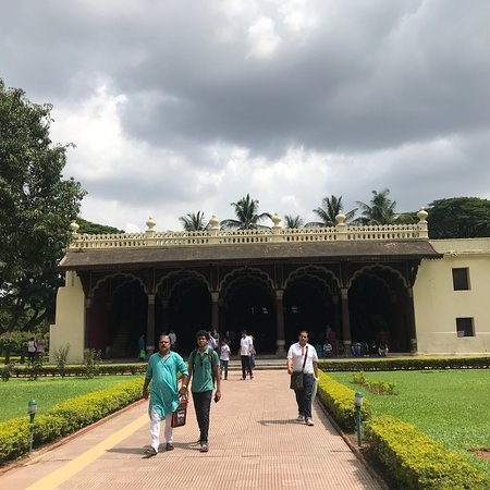 Tipu Sultan Fort and Palace - Bangalore KR Market照片