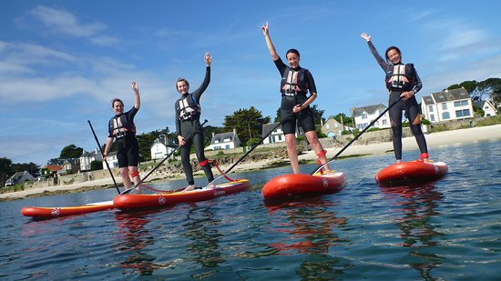 Kayak Sillages : Sillages - Sortie SUP entre copines Juin 2018