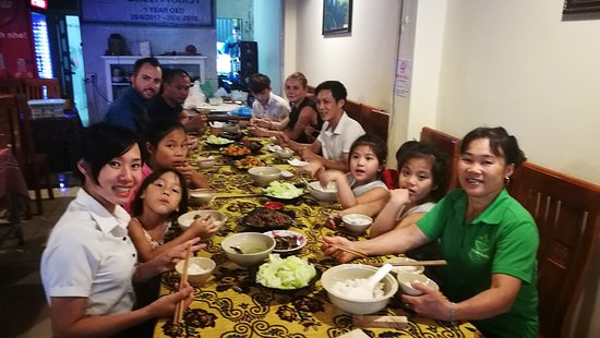 Dong Van, Vietnam: If you're lucky you can join a family meal, a great Vietnamese experience