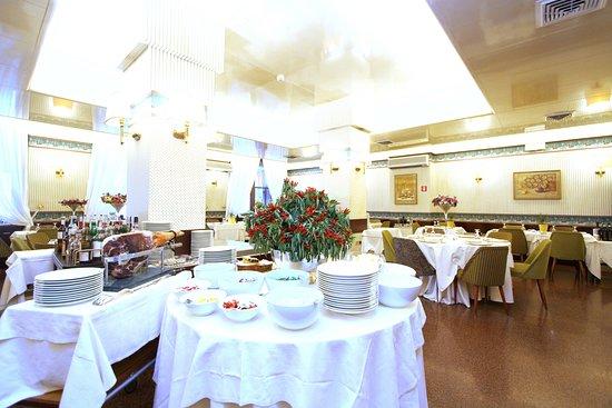 Hotel Cicolella Foggia: Sala Ristorante