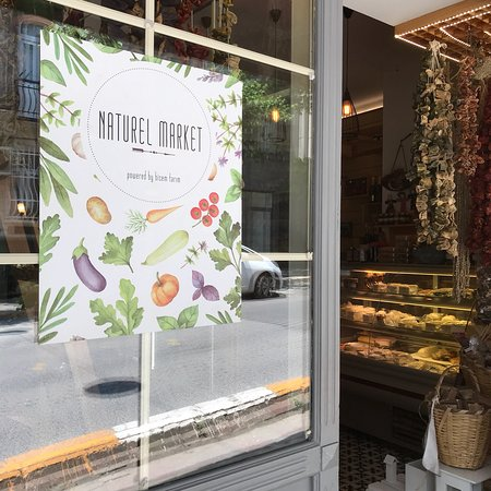 Naturel Market: This is what you're looking for.