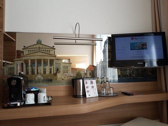 柏林亚历山大广场华美达酒店照片
