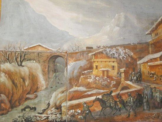 Villa Bottini - La Limonaia: dipinti