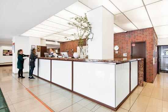 Amberton Hotel Klaipėda: Reception