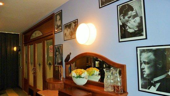 Pettenasco, إيطاليا: Particolare della hall