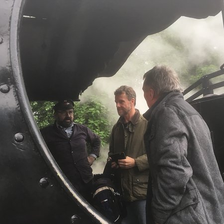 Foto de Keighley and Worth Valley Railway