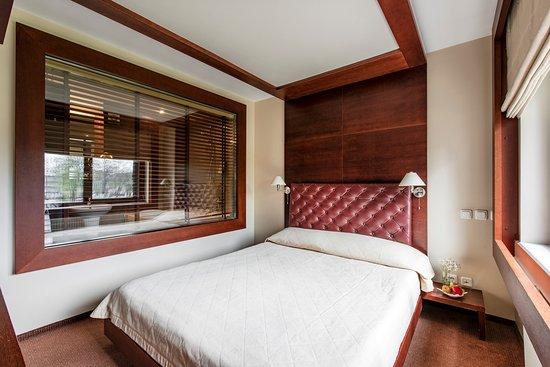Amberton Hotel Klaipėda: Deluxe room with jacuzzi