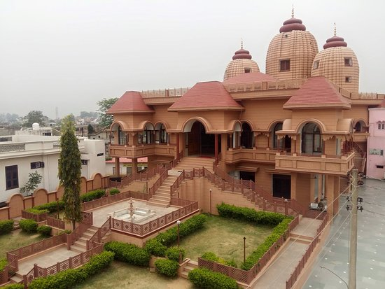 ISKCON Udhampur: full view