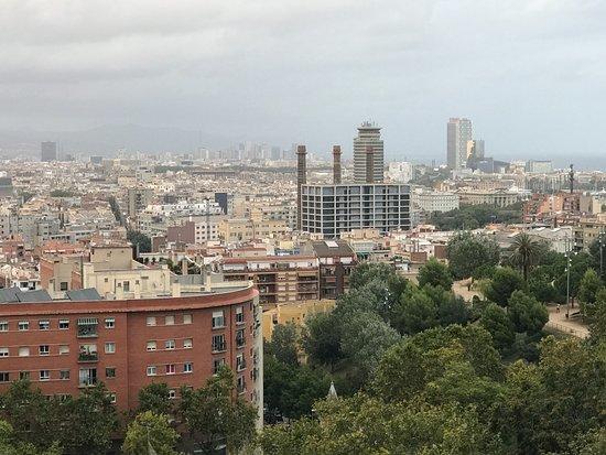 El Xalet de Montjuïc: Great view 3