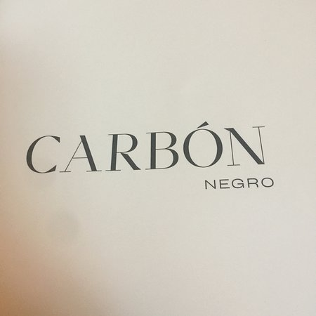 Foto de Carbon Negro