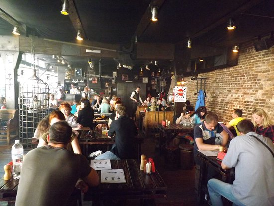 The First Lviv Grill Restaurant of Meat and Justice照片