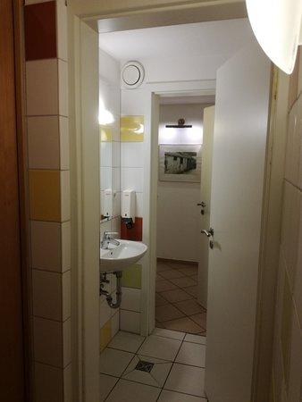 Dahlem, Tyskland: Damentoilette