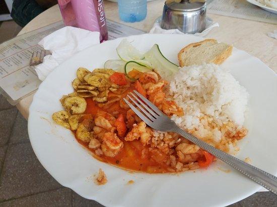 Sofia: Two yummy meals!