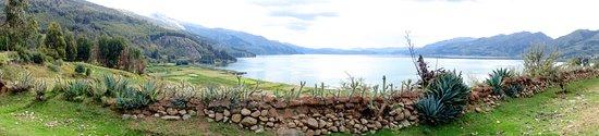Full day tour of Qeswachaca Inca Bridge: Asnacqoccha Lagoon