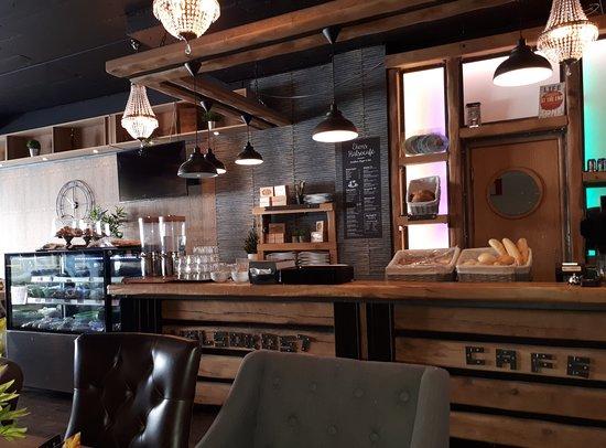 Finspang, Szwecja: Ekens Café