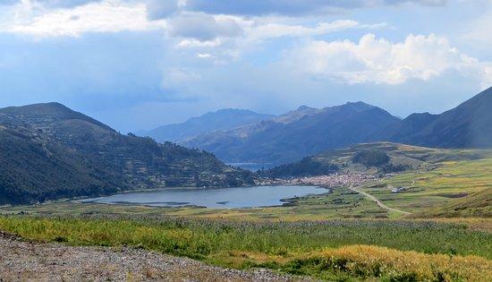 Full day tour of Qeswachaca Inca Bridge: Asnacqoccha and Pampamarca Lagoons