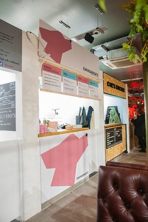 Eat17 stand - Picture of Chihuahua's: Modern Mexican Street