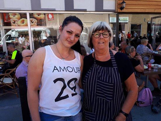 Finspang, Szwecja: Trevlig personal