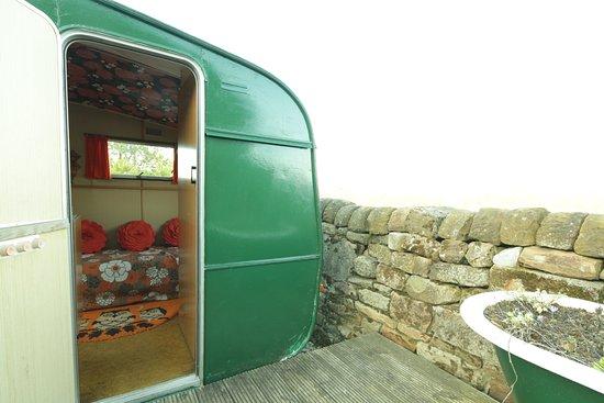 La Rosa Campsite: Owl Caravan