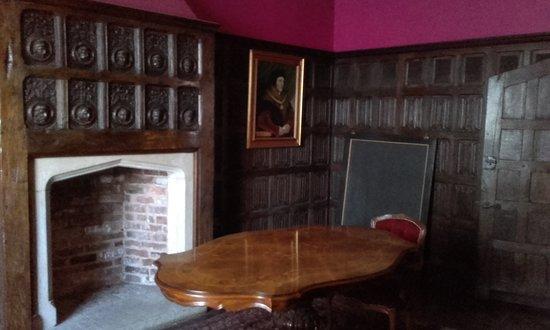 Castle Lodge: Rather bare