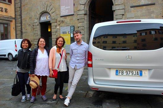 Get Tours: Cortona, Tuscany with Stefano