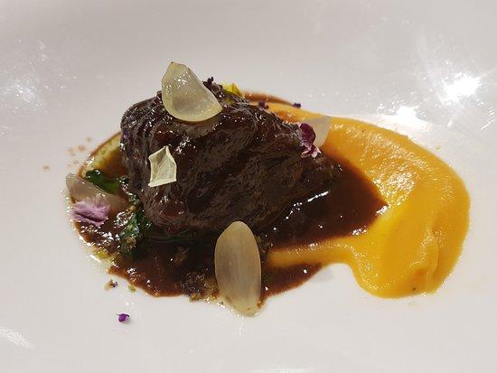Restaurante Gastro-Bar Sanmiguel : Otro plato creativo de Miguel González Quintela.