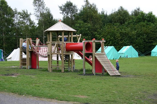 Play park at Share Discovery Village
