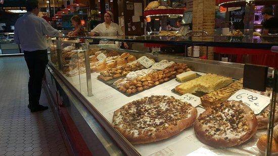 Central Market of Valencia ภาพถ่าย