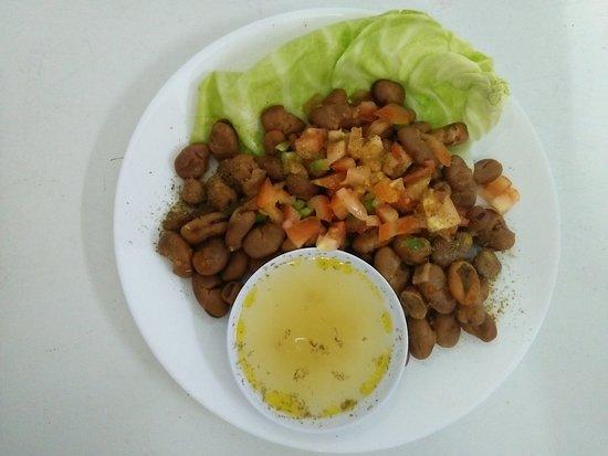 Alhamdulillah Restaurant: FOUL MUDAMMAS Bean