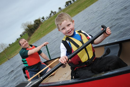 Lisnaskea, UK: Canoe Hire from Share Discovery Village