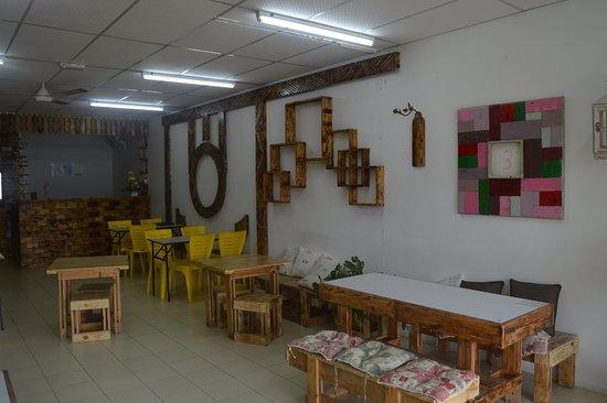 Alhamdulillah Restaurant: INTERIOR DECORATION