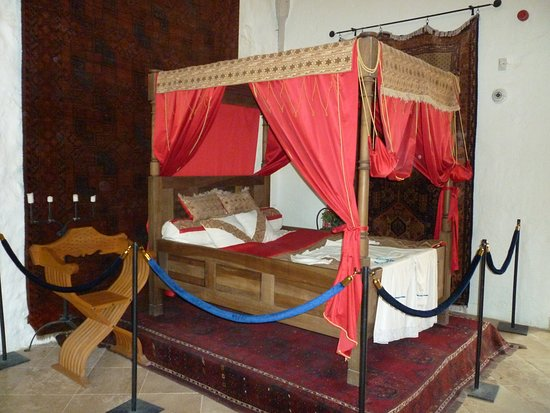 Castle of Diósgyőr: Queen's bedroom