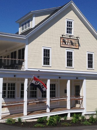 Comfort food updated - Review of Homage the Restaurant, Freeport, ME -  Tripadvisor