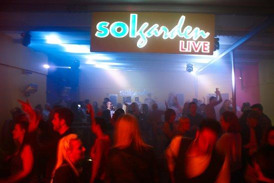 The Solstice: SolGarden Live