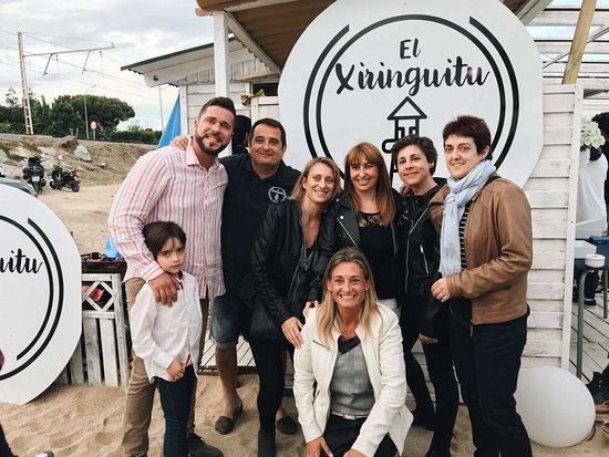 El Xiringuitu: INAUGURACIÓN