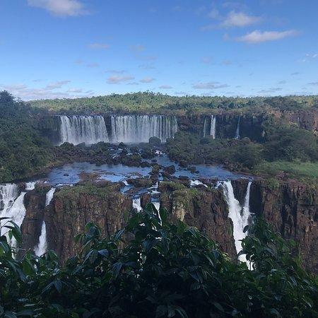 伊瓜苏瀑布照片