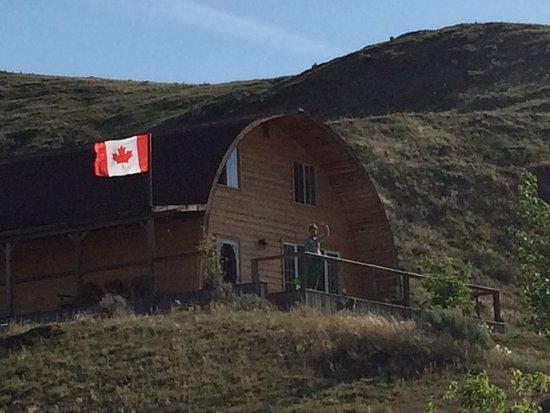 Kyle, كندا: Das Cookhaus