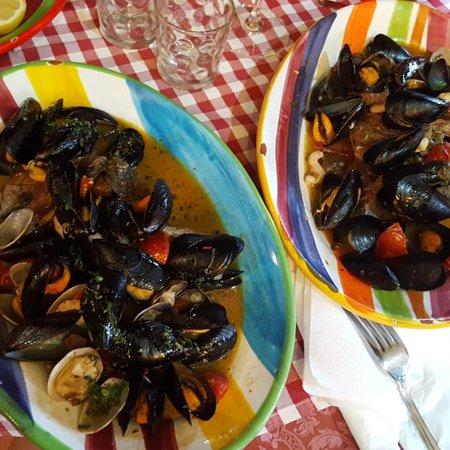 Osteria Da Rita: Amazing food