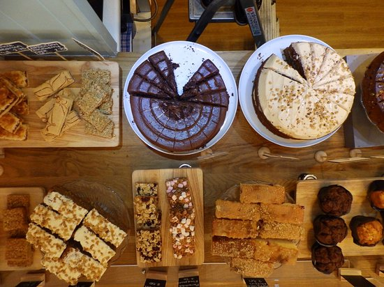 Lanercost, UK: Share the love of cake