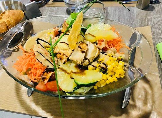 Le Bocage : Salade Tropique
